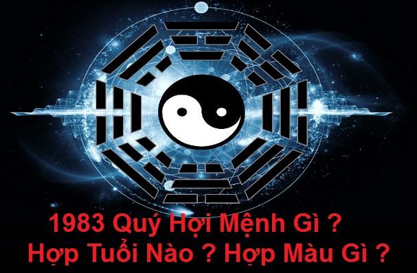 1983 Menh Gi