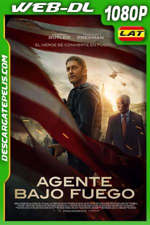 Agente bajo fuego (2019) 1080p WEB-DL Latino – Ingles
