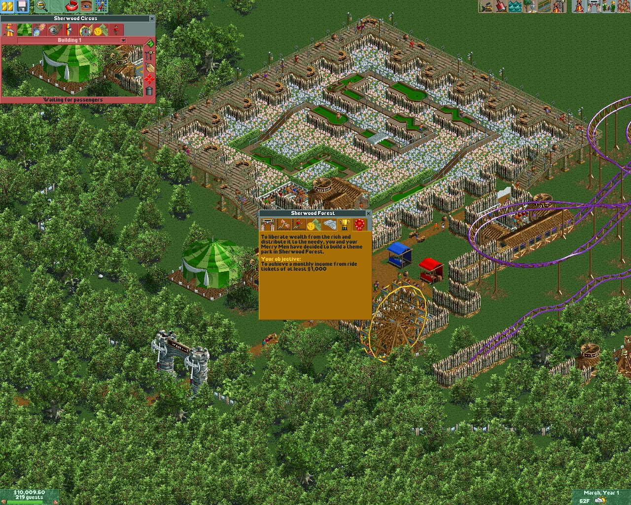 RollerCoaster Tycoon 2 - The Best Games Ever | The Best