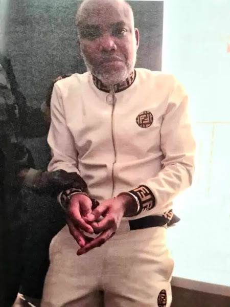 The United kingdom to provide support for Nnamdi Kanu