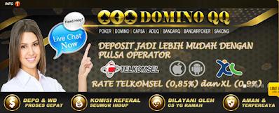 2 Situs Poker Dan Domino QQ Resmi Termurah Indonesia