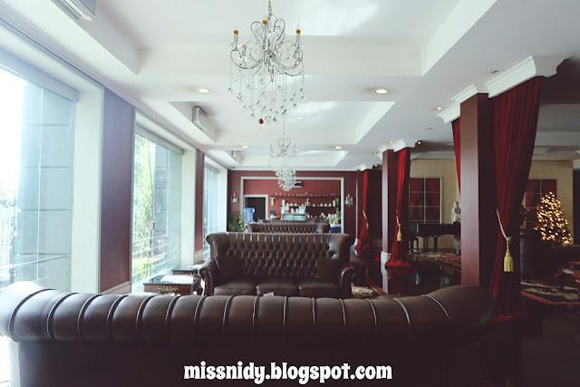 Gh Universal Hotel Lobby Bandung