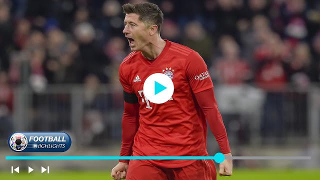 Bayern München vs Paderborn – Highlights
