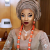 Photo Of Mo'Cheddah At Her Traditional Wedding