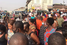 Traders at the Kumasi Central Market claim they are being forcibly ejected