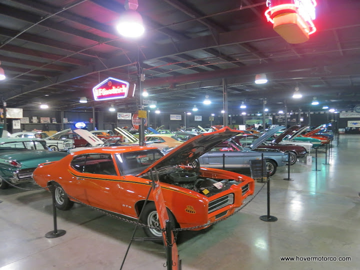 Hover Motor Company Floyd Garrett S Muscle Car Museum We Need To