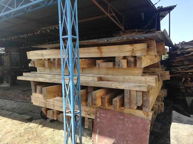 SWOL Analysis of Lekhnath Kastha Furniture Udyog -- Air Seasoning