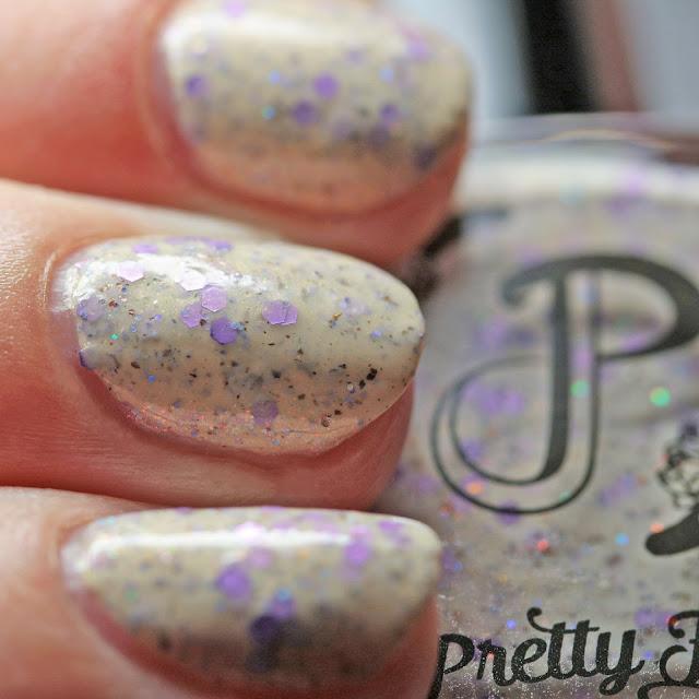 Pretty Jelly Nail Polish 1989