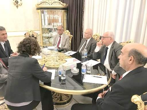 اسياسيل تدعم الاستعدادات لمستقبل العراق الرقمي
