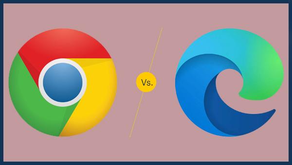 Microsoft Edge ضد Google Chrome : ما هو أفضل متصفح