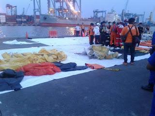 Evakuasi Korban Lion Air JT 610 Berakhir, Perhatian Beralih ke Tim DVI Polri dan KNKT