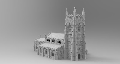 STRETCH GOAL £6500 LOCKED CHURCH picture 3