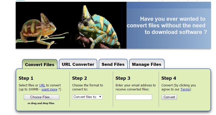 How to Converts Any Format File to another Format (Online or
