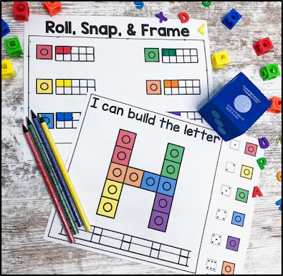 https://www.teacherspayteachers.com/Product/Ten-Frames-Activities-and-Games-Letters-Bundle-4680730