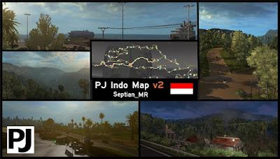 PJ Indo Map v 2.5