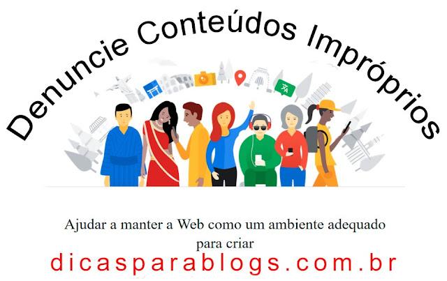 Regras e diretrizes de conteudo para internet