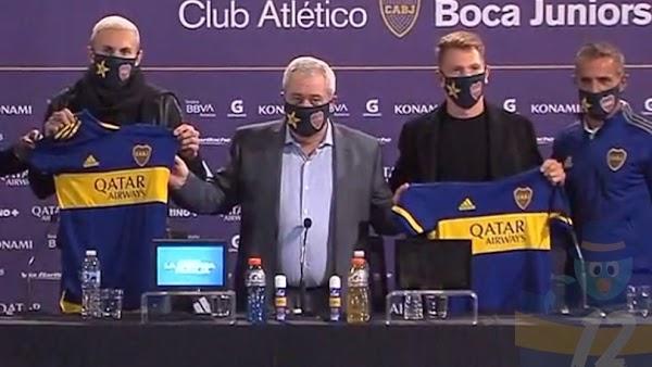 Oficial: Boca Juniors ficha a Esteban Rolón