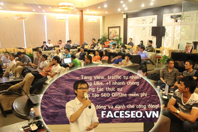 Đào tạo SEO tại Đà Nẵng uy tín nhất, chuẩn Google, lên TOP bền vững không bị Google phạt, dạy bởi Linh Nguyễn CEO Faceseo. LH khóa đào tạo SEO mới 0932523569.