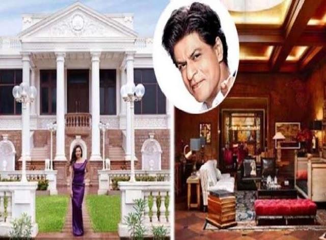 Shah Rukh Khan ने 13.32 करोड़ रुपए में खरीदा था मन्नत, अब 200 करोड़ का