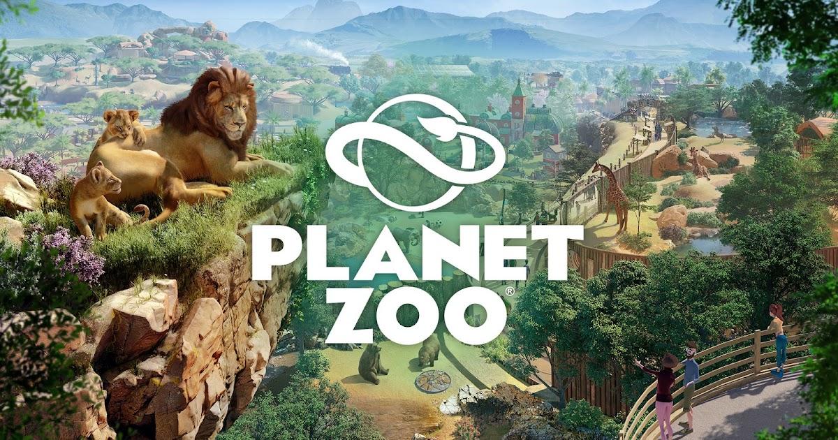 لعبة planet zoo