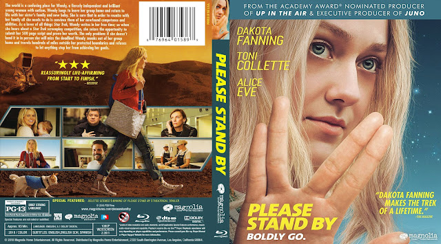 Please Stand By Bluray Cover