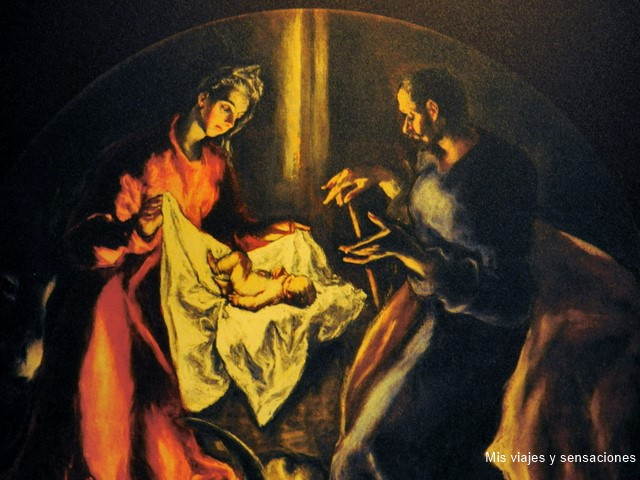 El Greco, la Natividad, Toledo