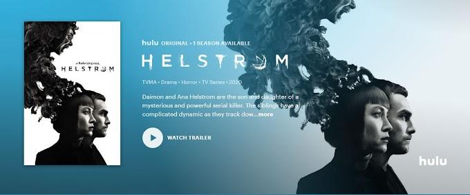 《美劇》地獄風暴Helstorm,恐怖英雄與黑暗的劇集。