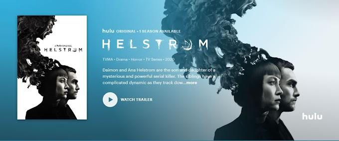 American Drama,Helstorm, a series of horror heroes and darkness.