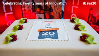 Celebrating 20 Years of Java