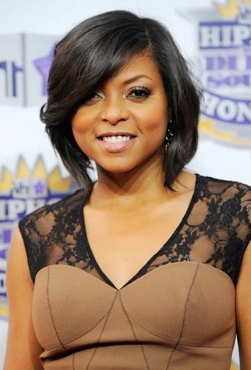Swell Hairstyles For Black Women With Square Faces New Hairstyles Short Hairstyles Gunalazisus