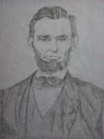Abraham Lincoln Sketch