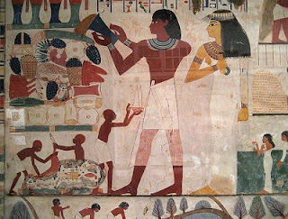 Ancient Egypt Craftsmen