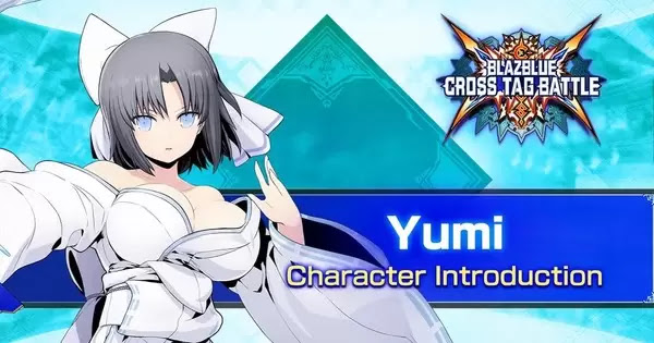 Game BlazBlue: Cross-Battle Cross-Fight Mengenalkan Karakter Baru