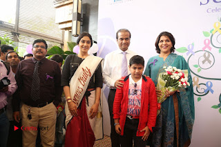 Actress Regina Candra Pictures at Apollo Cancer Hospitals Celetion of Life On The Eve of Cancer Survivors Day 0170