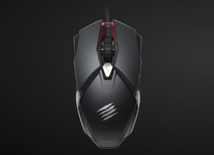 Mouse Gaming Mad Catz B.A.T. 6+ Diperkenalkan di CES 2021