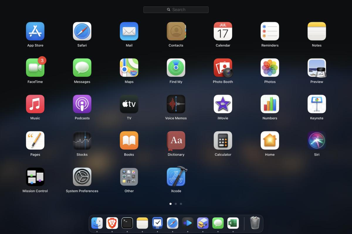 Come resettare il Launchpad su Mac