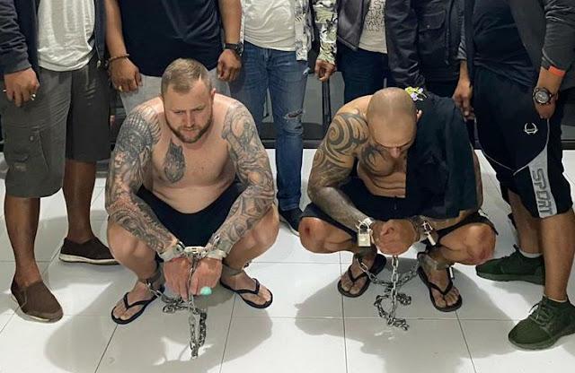 Bandit Asal Bulgaria Ditangkap Polisi Karena Lakukan Kejahatan Skimming