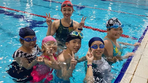 海洋森林支持多元學習 助家扶兒變「泳」士