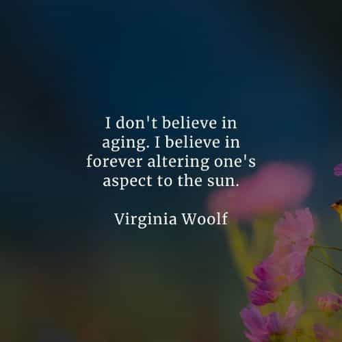 Famous quotes and sayings by Virginia Woolf