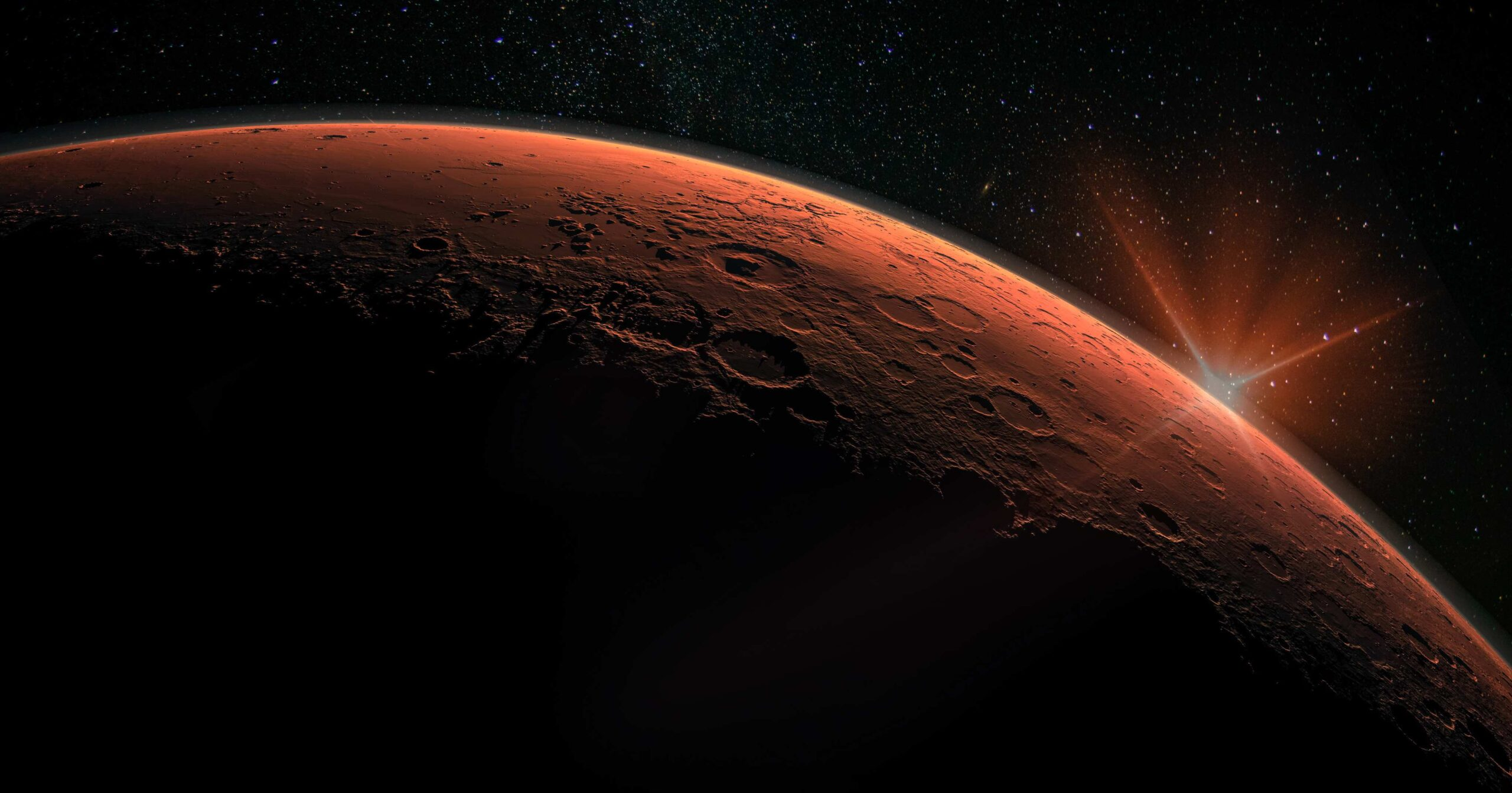 Martian Subsurface Could Be Habitable