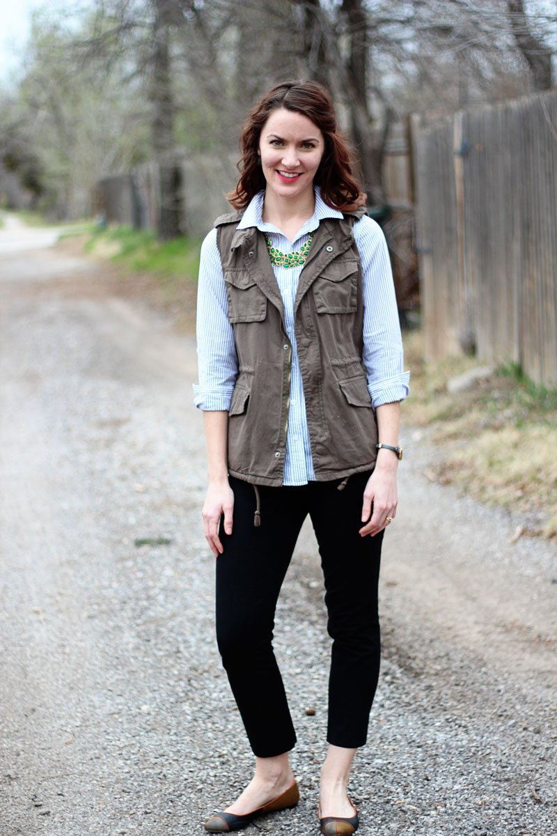 Outfit Of The Week - First Day Of Spring
