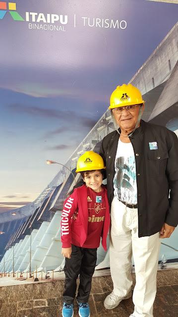 Visita Itaipu