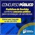 Prefeitura de Serrinha abre Concurso Público com 271 vagas