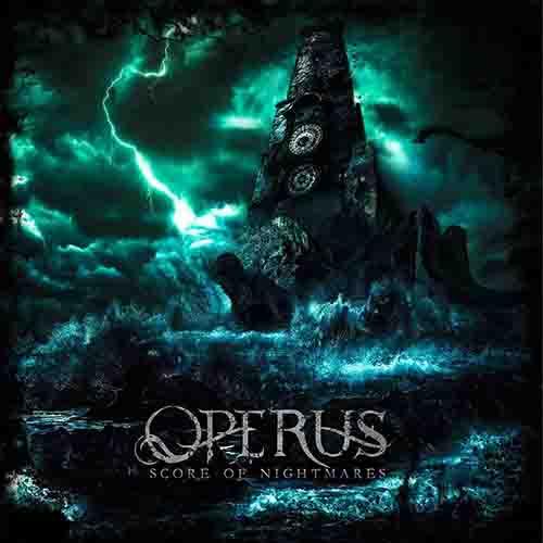 """Το album των Operus """"Score of Nightmares"""""""