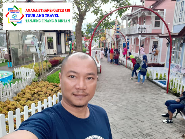 Bandung 3D2N Tour Package
