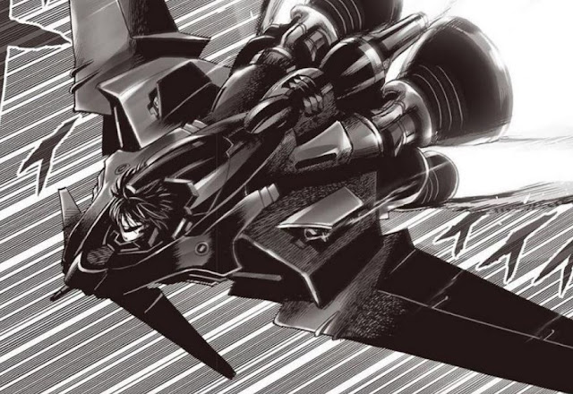 Spoiler Manga One Puch Man Chapter 188 Bahasa Indonesia