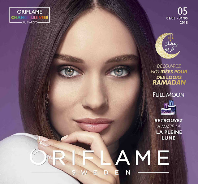 catalogue oriflame mai 2018