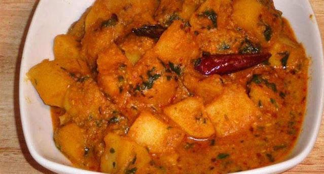 Dum aloo recipe in hindi-दम आलू  रेसिपी