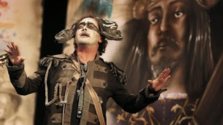 Juan Carlos Aragón, del Carnaval de Cádiz a la gran pantalla