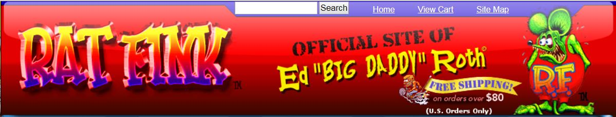 "ED ""BIG DADDY"" ROTH OFFICIAL WEBSITE"